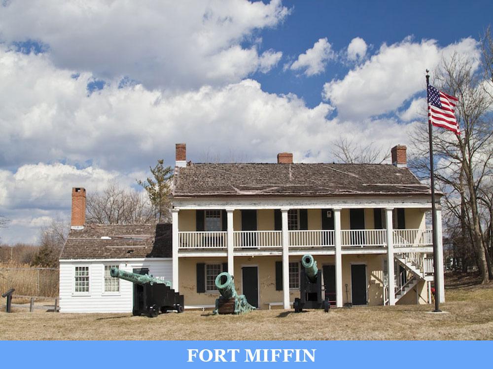 fort miffin philadelphia